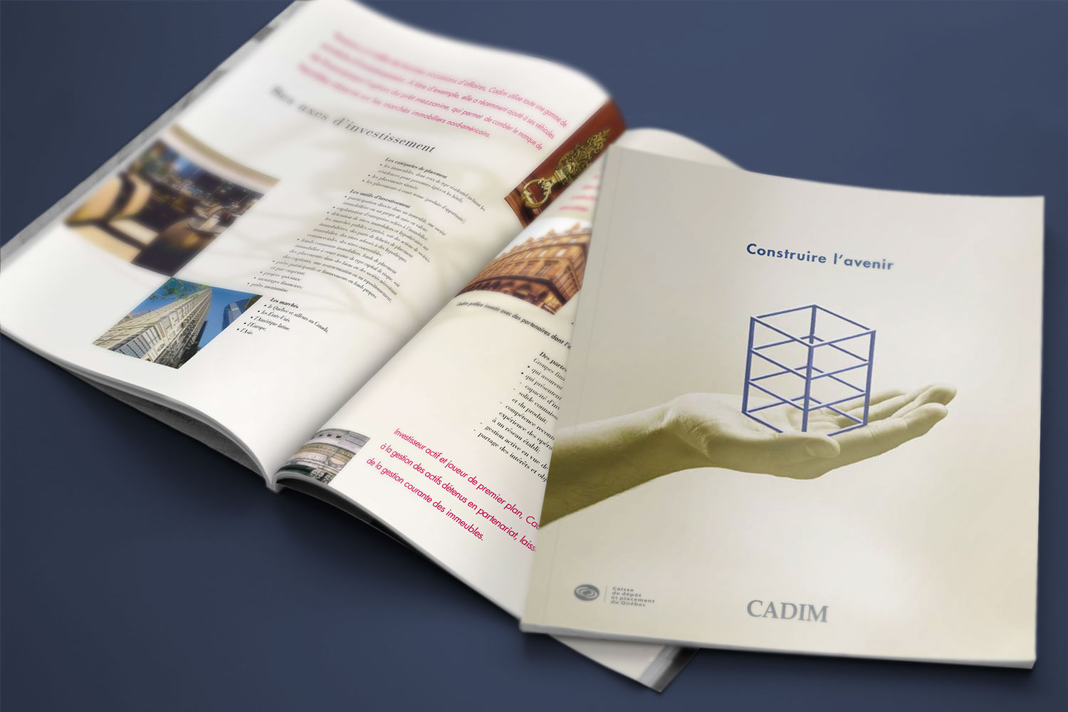 Annual Report CADIM