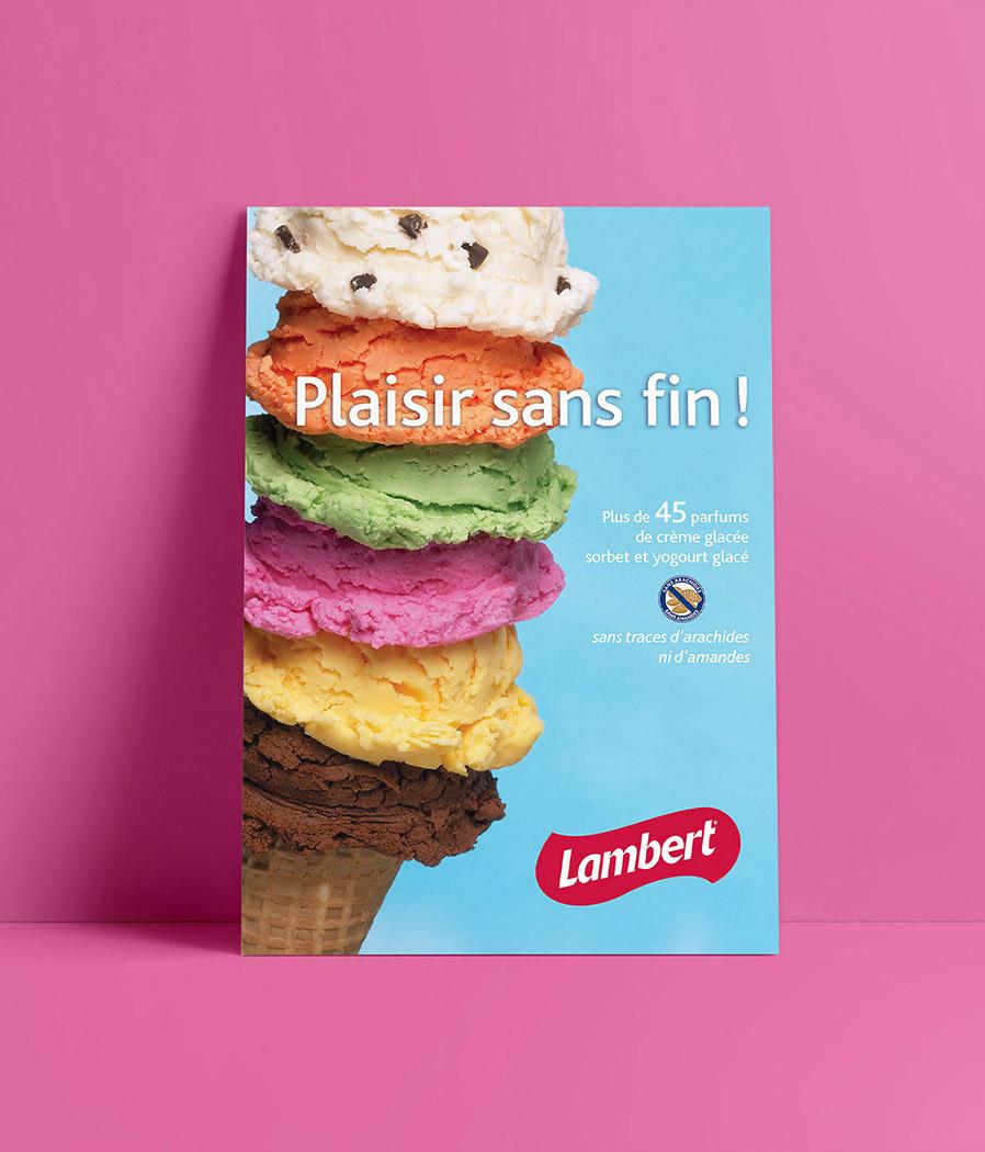 Affiche Lambert