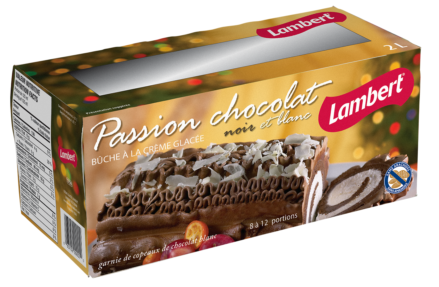 Ice Cream log